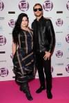 Amy e TIM no EMA 2011